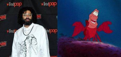 Daveed Diggs es el elegido para interpretar a Sebastian en el remake de la Sirenita