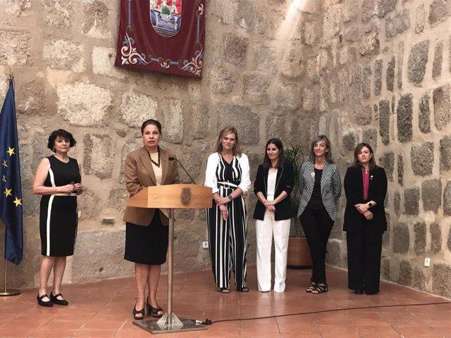 Reunión de seguimiento del Pacto de Estado contra la Violencia de Género