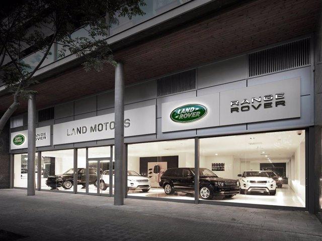 Concesionario Land Motors (Land Rover)