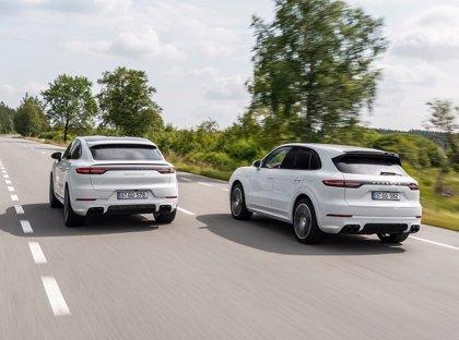 Porsche mejora un 3% sus ventas mundiales hasta septiembre, con más de 200.000 unidades