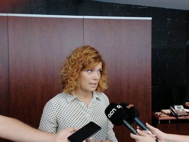 Elisenda Alamany, ERC