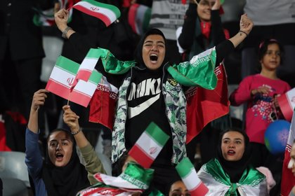 Irán abre este jueves a las mujeres el Estadio Azadi para ver a la selección ante Camboya