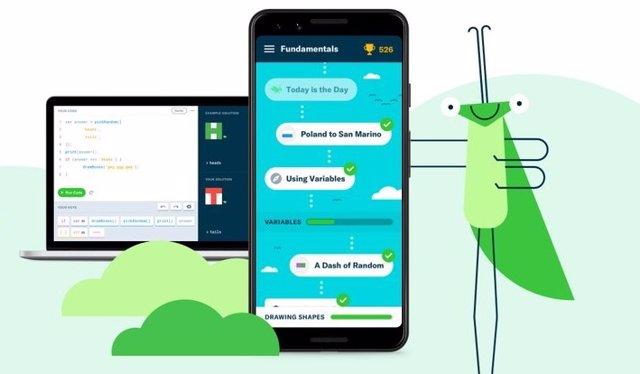 Cursos de programación para principiantes Grasshopper de Google