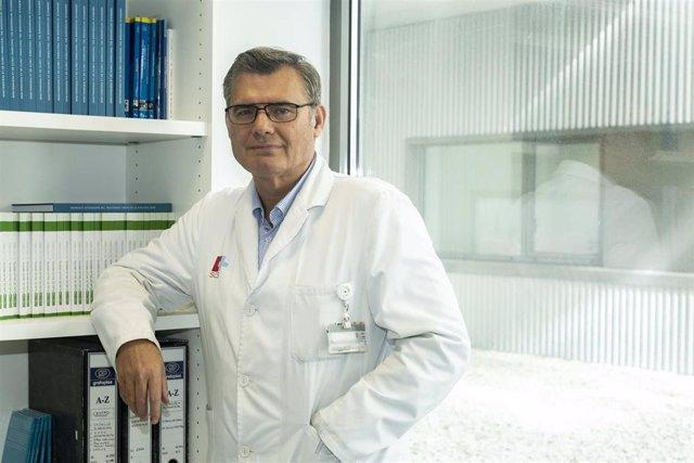 El jefe de Psiquiatría del Hospital Valdecilla, el doctor Jesús Artal
