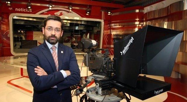 El periodista Eduardo Álvarez, Premio Comunica de EFCL.