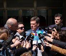 Detingut Juan Carlos Quer a Majadahonda (Madrid) després d'una denúncia de la seva exdona per intent d'atropellament (César Arxina - Europa Press - Archivo)