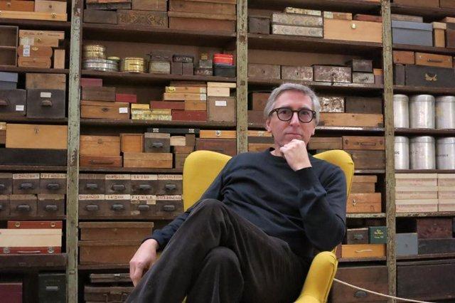 El director de cine, escritor y guionista David Trueba