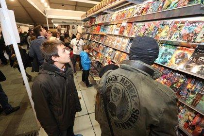 El Salón del Cómic de Getxo contará con más de 40 puestos de venta y diversas actividades del 18 al 20 de octubre
