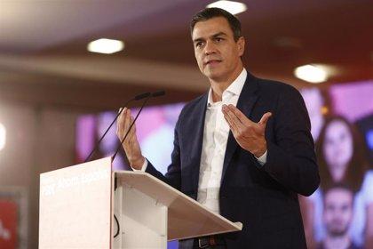Sánchez presentará el domingo en Alcorcón su propuesta de desbloqueo