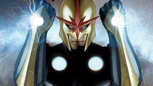 Nova, personaje de los cómics de Marvel