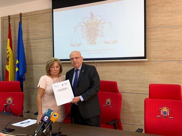 El Colegio de Abogados de Melilla y la AECC crean un 'Turno solidario' para atender gratis a enfermos de cáncer