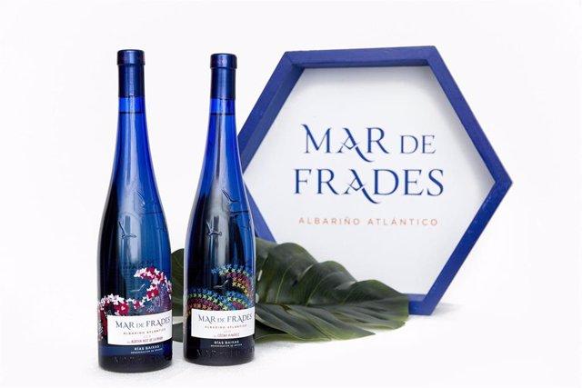 Vinos de Mar de Frades diseñados por Agatha Ruiz de la Prada y Cosima Ramírez