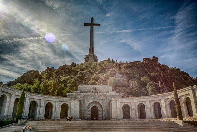 Imatge del Valle dels Caiguts, on est enterrat Francisco Franco,  (Madrid/Espanya), 2 d'octubre del 2019.