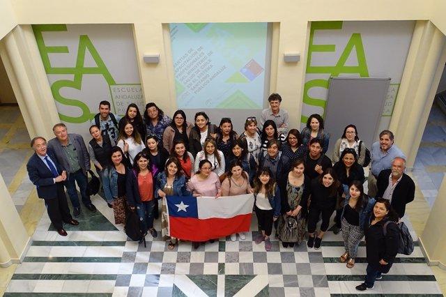Granada.- La Escuela Andaluza de Salud Pública trabaja en la formación de profes
