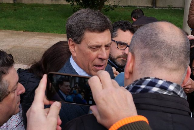 El pare de Diana Quer, Juan Carlos Quer.