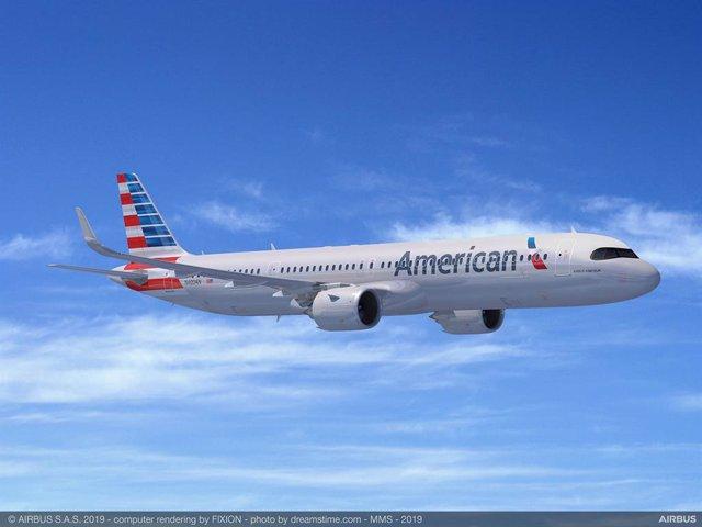 EEUU.- American Airlines vuelve a ampliar hasta el 15 de enero cancelaciones de