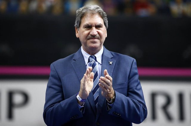 David Haggerty, presidente de la ITF