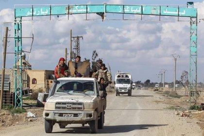 Las FDS suspenden sus operaciones contra Estado Islámico ante la ofensiva de Turquía en el noreste de Siria