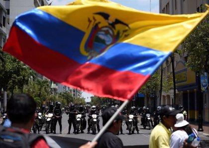 El Gobierno de Ecuador se disculpa por el uso de gases lacrimógenos en universidades que acogen a indígenas