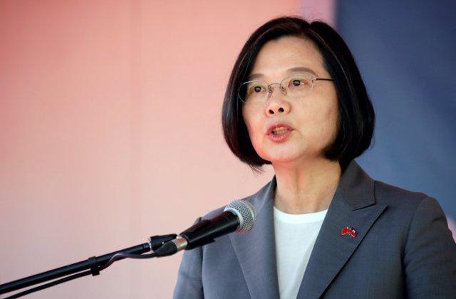 Taiwán promete defender su soberanía en medio de la presión de China
