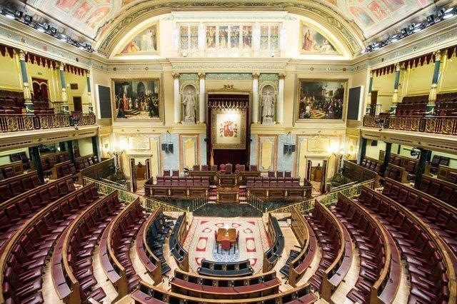 El nuevo Congreso comienza con una media de edad de 47 años, la misma de los diputados de la anterior legislatura