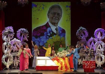 La Cubana reúne a rostros conocidos en el espectacular estreno de 'Adiós Arturo'