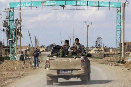 Las fuerzas kurdas aseguran que han impedido el avance de la ofensiva turca en el norte de Siria