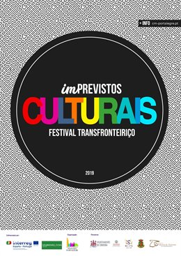 Cartel del festival (Im)previstos Culturais