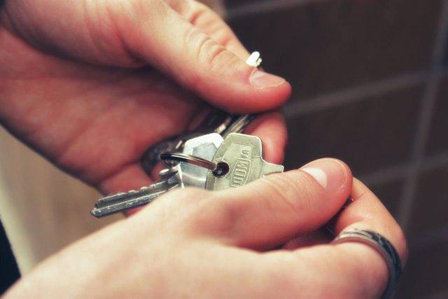 Imatge de recurs d'una claus.
