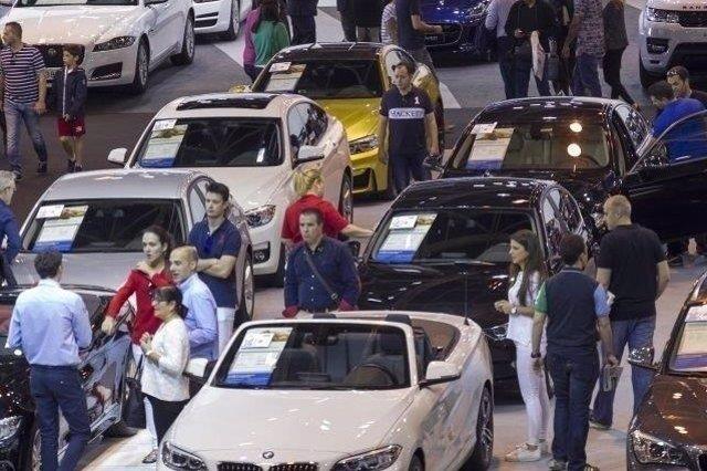 Compradores de vehículos de ocasión