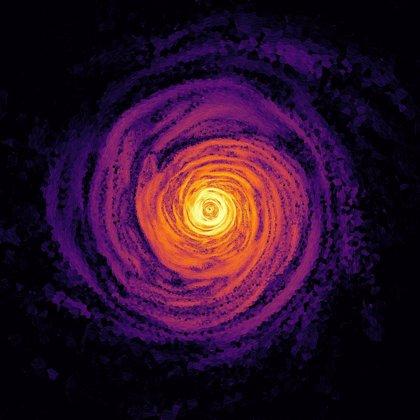 La fusión de estrellas, origen de los imanes más fuertes del Universo