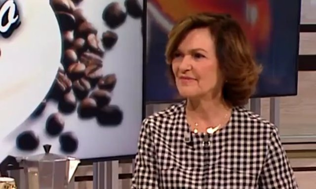 Entrevista a la vicepresidenta del Gobierno, Carmen Calvo