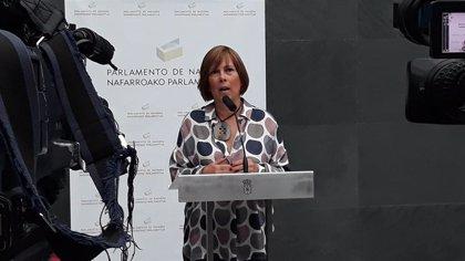 """Barkos dice que el Gobierno debe valorar la sentencia sobre el decreto del euskera """"en términos de seguridad jurídica"""""""