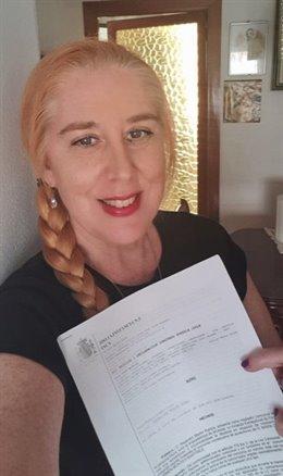 Mª del Carmen Montes ha cancelado sus deudas