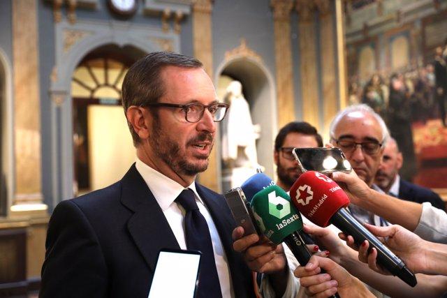 Maroto reivindica que España Suma recortaría 40 escaños al PSOE