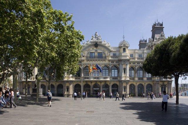 Plaça del Portal de la Pau