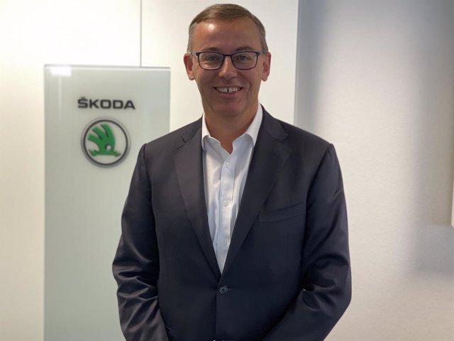 El director de Ventas y Marketing de la compañía, Alain Favey