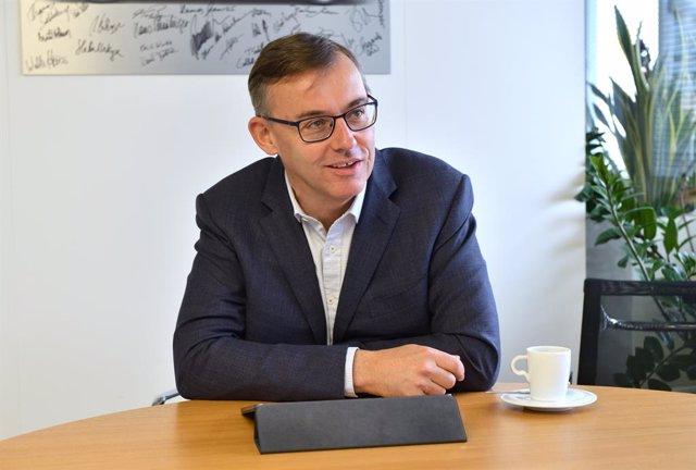 Alain Favey, director de Marketing de Skoda