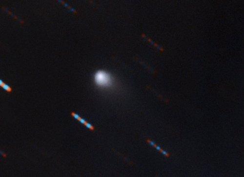 Cometa interestelar Borisov