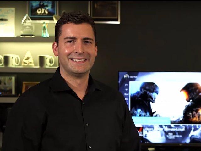 Mike Ybarra, vicepresidente corporativo de Xbox