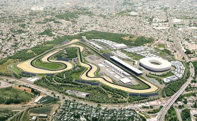 Nuevo circuito Rio Motorpark de Brasil