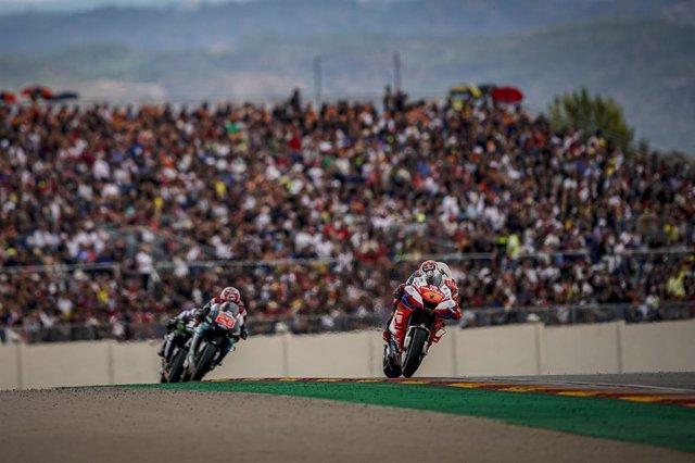 Motociclismo.- Brasil volverá al calendario de MotoGP en 2022 en un circuito aún
