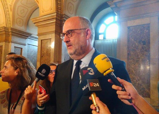 Eduard Pujol, JxCat
