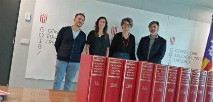 'Rescatamots' propone a alumnos convertir en vídeos refranes recogidos por Antoni Maria Alcover y Francesc de Borja Moll