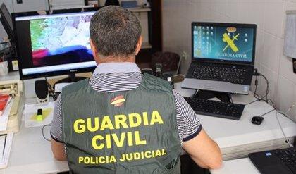 Dos investigados por un incendio forestal en Ítrabo (Granada) que arrasó 30 hectáreas
