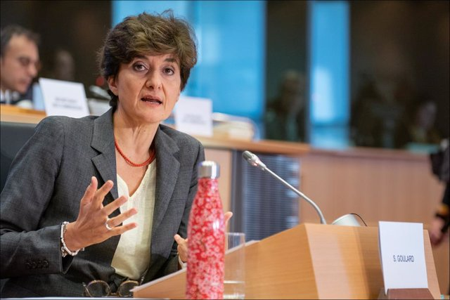 Syrvie Goulard, candidata francesa a comissària europea.