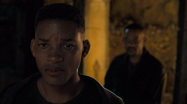 Will Smith, rejuvenecido por Ang Lee en Géminis