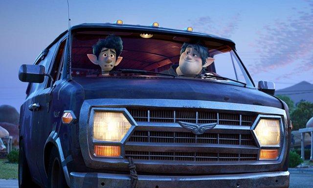 Imagen de Onward, lo nuevo de Disney Pixar