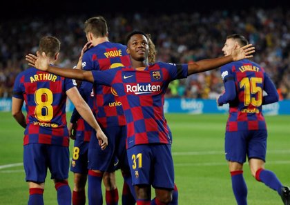 FIFA da el visto bueno para que Ansu Fati puede jugar con España