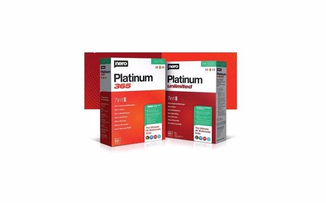 Nero Platinum: 365 y Unlimited